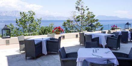 Restaurant på Hotel Ionian Blue på Lefkas, Grækenland.