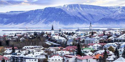 Reykjavik på Island