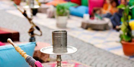 Vandpibe og hyggetid i Istanbul