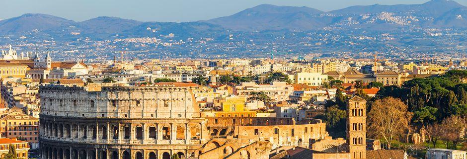 charterrejser til italien