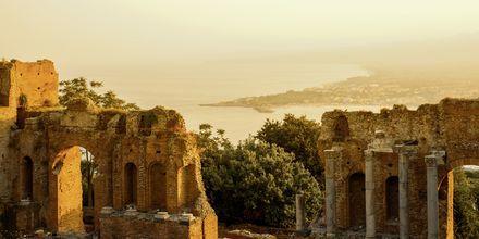 Amfiteater, Sicilien