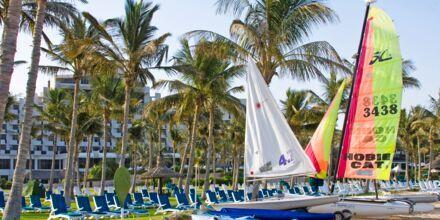 Vandsport på Hotel JA Beach i Dubai, De Forenede Arabiske Emirater.