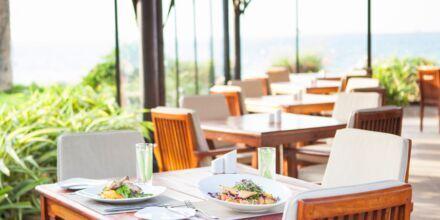 Strandbaren Captain's Bar og restaurant på Hotel JA Beach i Dubai, De Forenede Arabiske Emirater.
