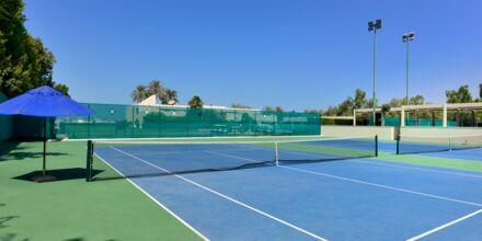 Tennis på Hotel JA Beach i Dubai, De Forenede Arabiske Emirater.