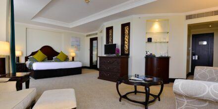 Superior-værelse på Dobbeltværelse på hotel JA Jebel Ali Beach i Dubai, De Forenede Arabiske Emirater.