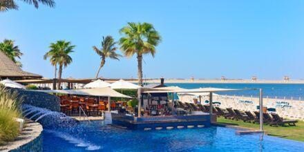 Poolområde på Hotel JA Beach i Dubai, De Forenede Arabiske Emirater.