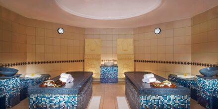 Spa/Hamam på Hotel JA Beach i Dubai, De Forenede Arabiske Emirater.