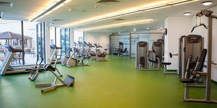 Fitness-faciliteter på Hotel JA Ocean View i Dubai, De Forenede Arabiske Emirater.
