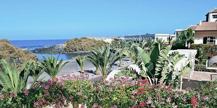 Hotel Jardin del Conde på La Gomera, De Kanariske Øer, Spanien.