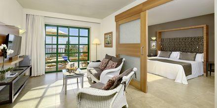 Superior-suite på hotel Jardines De Nivaria i Costa Adeje, Tenerife