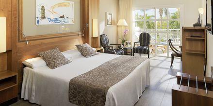 Dobbeltværelser på hotel Jardines De Nivaria i Costa Adeje, Tenerife