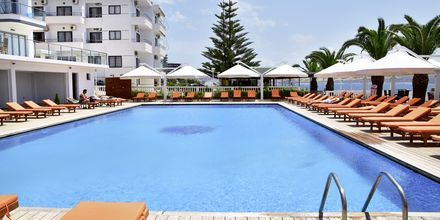 Pool på Hotel Joni i Saranda, Albanien.