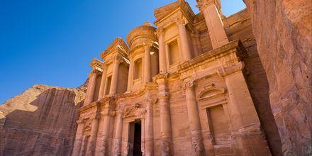 Klosteret al-Deir i Petra, Jordan