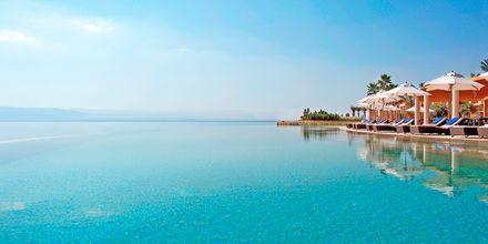 Ved Det Døde Hav er der flere hotellet med lækker spa