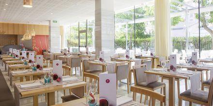 Restaurant på hotel JS Sol de Alcudia, Mallorca.