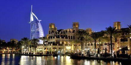 Madinat i Dubai Jumeirah Beach, De Forenede Arabiske Emirater.