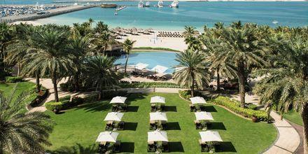 Udsigt fra Sheraton Jumeirah Beach Resort i De Forenede Arabiske Emirater.
