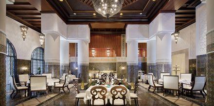 Restaurant Amala på Hotel Jumeirah Zabeel Saray i Dubai, De Forenede Arabiske Emirater.