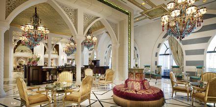 Sultans Lounge på Hotel Jumeirah Zabeel Saray i Dubai, De Forenede Arabiske Emirater.