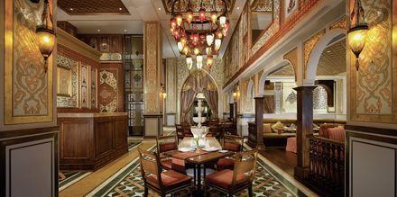 Restaurant Lalezar på Hotel Jumeirah Zabeel Saray i Dubai, De Forenede Arabiske Emirater.