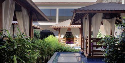 Thai Garden på Ottoman Spa på Hotel Jumeirah Zabeel Saray i Dubai, De Forenede Arabiske Emirater.