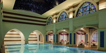 Thalasso therapy på Hotel Jumeirah Zabeel Saray i Dubai, De Forenede Arabiske Emirater.