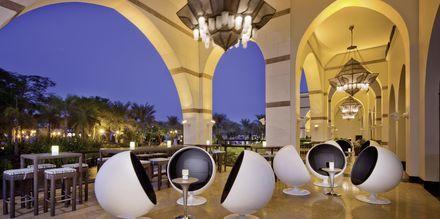 Voda Bar på Hotel Jumeirah Zabeel Saray i Dubai, De Forenede Arabiske Emirater.