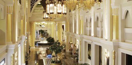 Hotel Jumeirah Zabeel Saray i Dubai, De Forenede Arabiske Emirater.