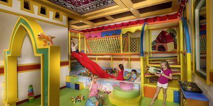 Børneklub på Hotel Jumeirah Zabeel Saray i Dubai, De Forenede Arabiske Emirater.
