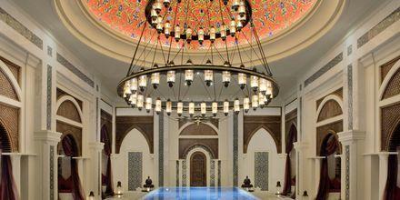Ottoman Spa på Hotel Jumeirah Zabeel Saray i Dubai, De Forenede Arabiske Emirater.