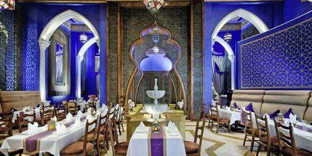 Restaurant Al Nafoorah på Hotel Jumeirah Zabeel Saray i Dubai, De Forenede Arabiske Emirater.