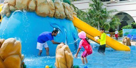 Børnepool på Hotel Jumeirah Zabeel Saray i Dubai, De Forenede Arabiske Emirater.