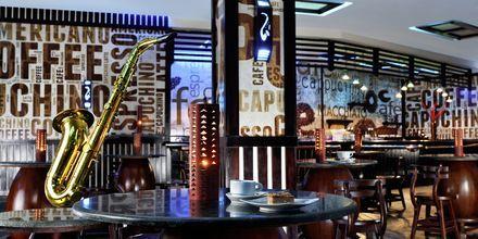 Jazzbar på Hotel Jungle Aqua Park i Hurghada, Egypten.