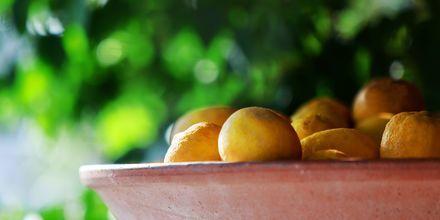Skønne græske citroner.
