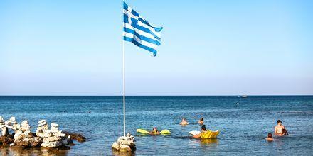 Kalithea på Rhodos, Grækenland.