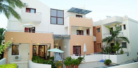 Hotel Kallitsakis på Kreta, Grækenland.