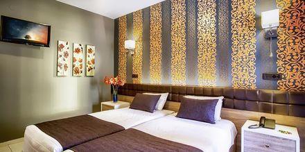 2-værelses lejlighed på Hotel Kallitsakis på Kreta, Grækenland.