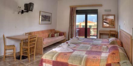 1-værelses lejlighed på hotel Kambos Village G D'S Hotels på Kreta, Grækenland.