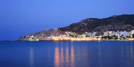 Karpathos by på Karpathos, Grækenland.