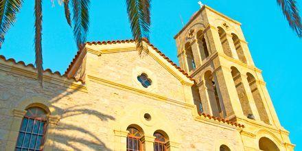 Kirke på Kastelli på Kreta