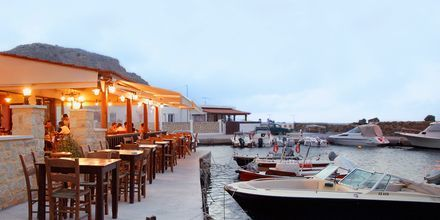 Havnen i Kastelli på Kreta