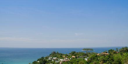 Kata Noi Beach i Phuket i Thailand.