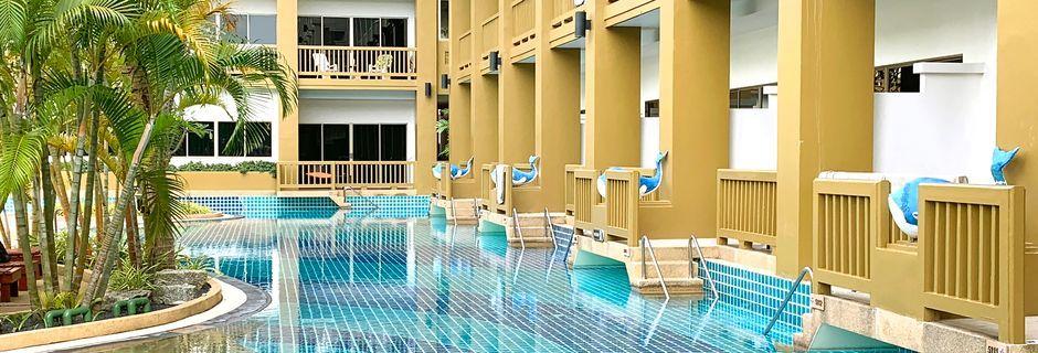 Kata Sea Breeze Resort - vinter