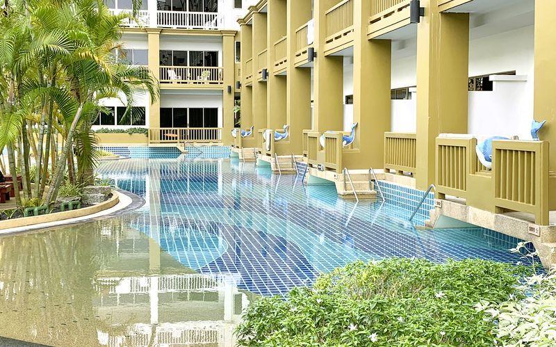 Kata Sea Breeze Resort - vinter 2019/2020