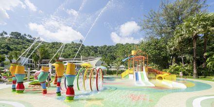 Lege-Poolen på Katathani Phuket Beach Resort & spa på Kata Noi Beach, Phuket