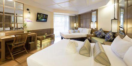 Superior-værelse på Hotel Katathani Phuket Beach Resort i Phuket, Thailand.
