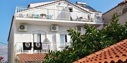 Hotel Katerina på Samos, Grækenland.