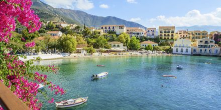 Besøg den hyggelige og rolige by Assos.
