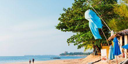 Strand i Khao Lak, Thailand