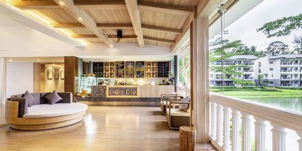Lobby på Khaolak Emerald Beach Resort